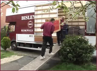 Bisley Home Removals in Surrey